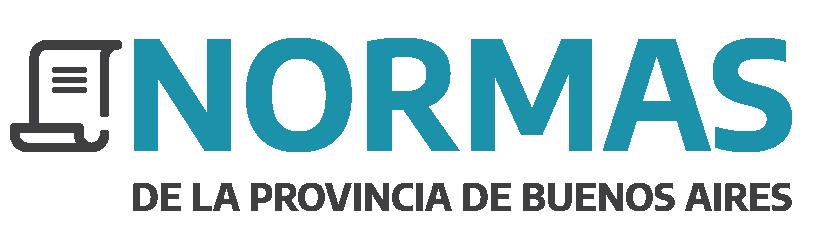 Normas de la Provincia de Buenos Aires